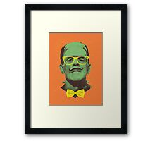 Mr Frank Framed Print