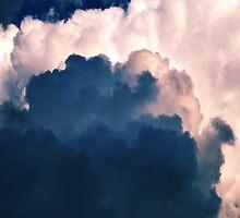 Puffy Storm Clouds by Konoko479
