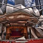 Pritzker Pavilion by Adam Northam