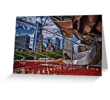 Chicago: Lots to Offer Greeting Card