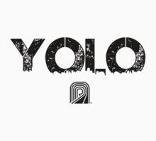 YOLO!  by Melanie Andujar