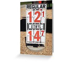 Route 66 Nostalgia Greeting Card