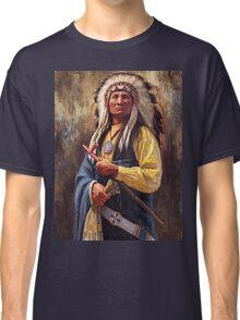 Red Cloud, Native American Art, James Ayers Studios Classic T-Shirt
