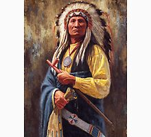 Red Cloud, Native American Art, James Ayers Studios Unisex T-Shirt