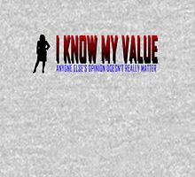 I KNOW MY VALUE - Multi T-Shirt