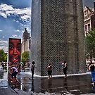 Crown Fountain by anorth7