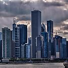 Striking Cityscape by anorth7