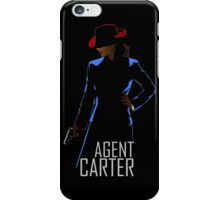 agent c iPhone Case/Skin