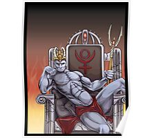 Hades Enthroned Poster
