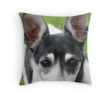 All Ears Throw Pillow