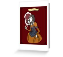 You Are My Liberty Voletta Cover Greeting Card