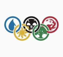 Magic The Gathering Olympics  by konow