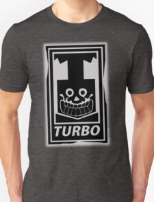 Turbo Graffiti Tag T-Shirt