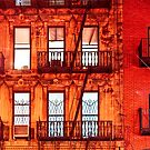 Never Sleep - New York City Buildings by Mark Tisdale