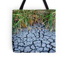 Dried Earth Tote Bag