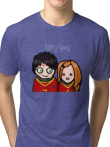 Hinny T-Shirt (Inverted) Tri-blend T-Shirt