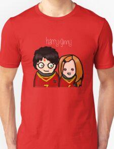 Hinny T-Shirt (Inverted) Unisex T-Shirt