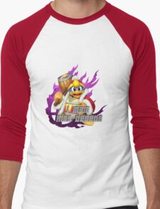 I MAIN DEDEDE Men's Baseball ¾ T-Shirt
