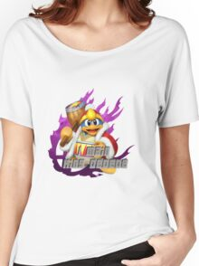 I MAIN DEDEDE Women's Relaxed Fit T-Shirt