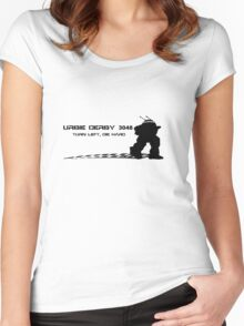 Urby Derby  Women's Fitted Scoop T-Shirt