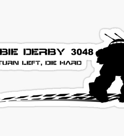 Urby Derby  Sticker