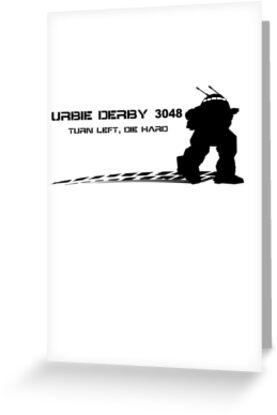 Urby Derby  by Matthew MacDonald