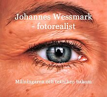 The cover of my new book by Johannes Wessmark