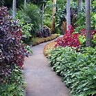 Garden Path by Wayne  Nixon