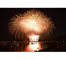Fireworks - Celebration of Light Photographic Print