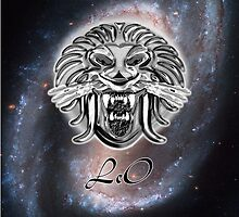 Leo iPhone case design by Dennis Melling