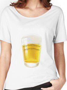 The one beer Women's Relaxed Fit T-Shirt