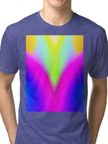 I am the PRESENT Tri-blend T-Shirt