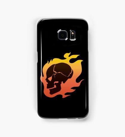 Persona 4: Kanji Tatsumi Summer Outfit Skull Samsung Galaxy Case/Skin