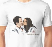 Michael and Fiona Unisex T-Shirt