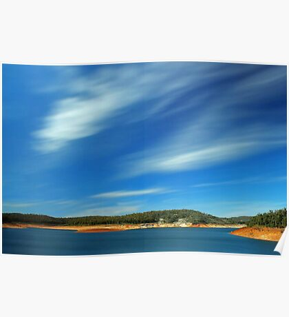 Canning Dam - Western Australia  Poster