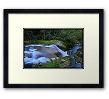 Chasm Falls Cascades 2 Framed Print