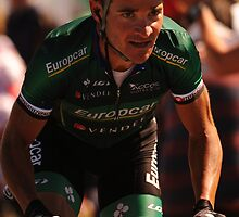 Thomas Voeckler by Eamon Fitzpatrick