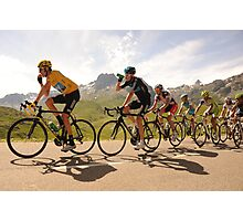 Team Sky Photographic Print