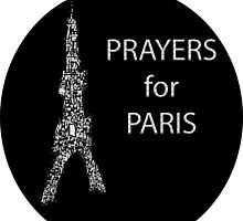 Prayers for Paris by Corri Gryting Gutzman