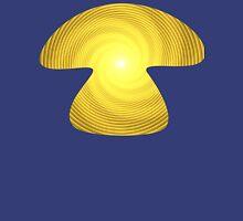 Natural Human Progression Towards Enlightenment | Mushroom Unisex T-Shirt