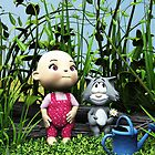 BabyToon - Discoveries in the garden by Roberta Angiolani