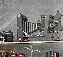 THE OLD CAMERA by Dawn1951