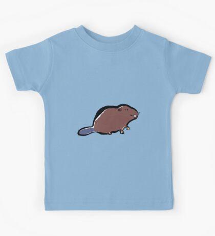 beaver Kids Tee