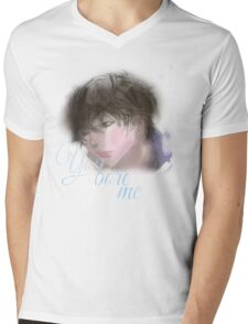 You Bore Me Mens V-Neck T-Shirt