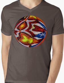 Borikén Between Ties Mens V-Neck T-Shirt