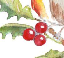 Season's Greetings! 1 Little bird (1) Sticker