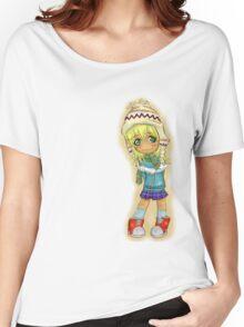 Cute Chibi Women's Relaxed Fit T-Shirt