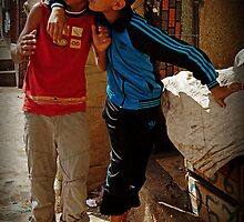 Sons of Morocco by Robyn Carter