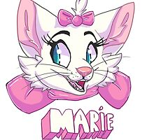 Marie - With Name by haphizard