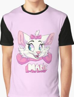 Marie - With Name Graphic T-Shirt